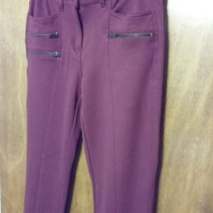 Long skinny pants by Style &Co